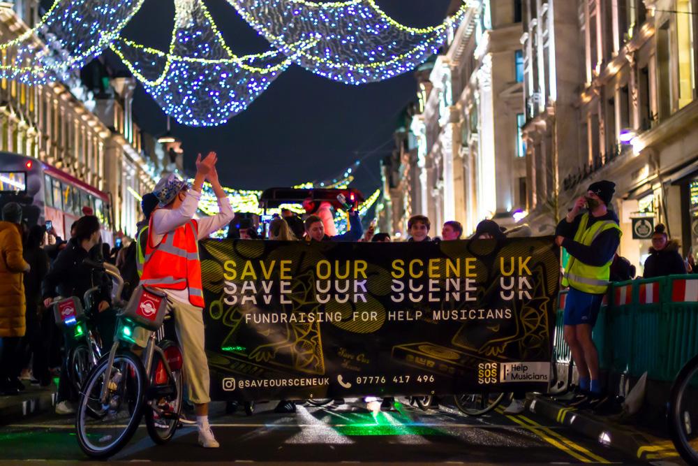 Save Our Scene UK Presents #FREEDOMTODANCE on Sunday 27th June - EDMTunes biểu tình