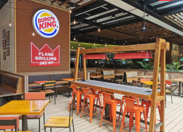Burger King Malaysia Locates Another Outlet at Mid Valley Megamall; Let's You Eat Whenever, Wherever