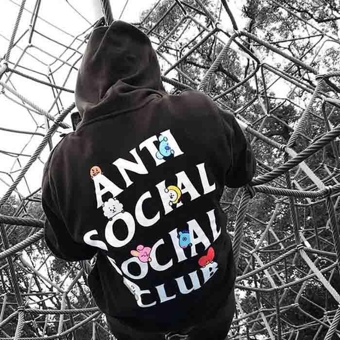 Buy bt21 anti social club cheap online