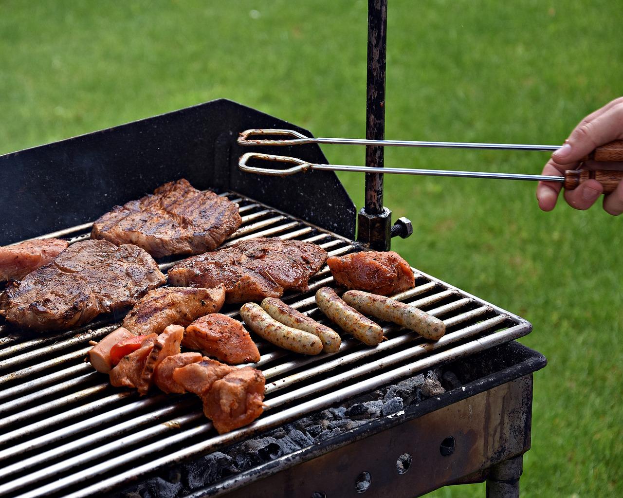 Pique-nique et BBQ pour un bel après-midi...