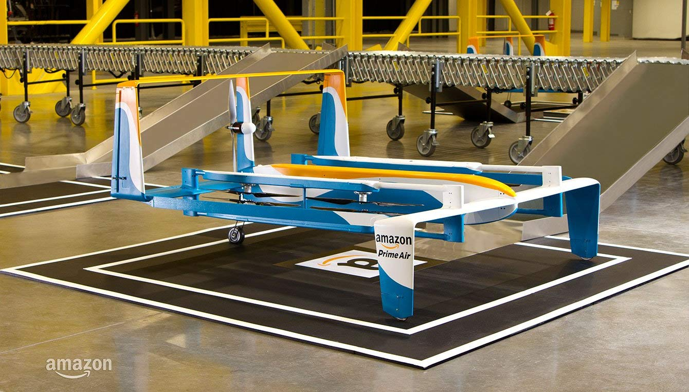 Amazon's delivery drone