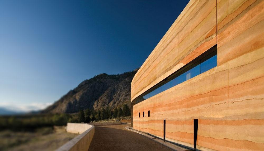 Nk'Mip Desert Cultural Centre| Copyright SIREWALL