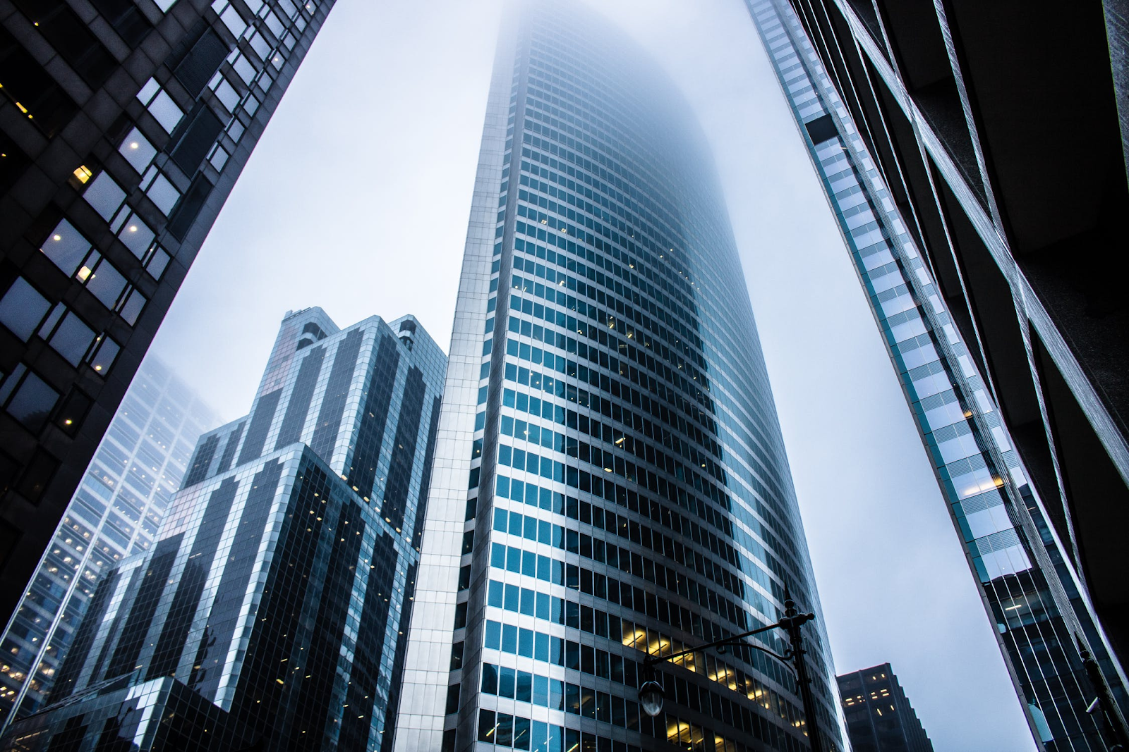 gray-high-rise-buildings simple business tips