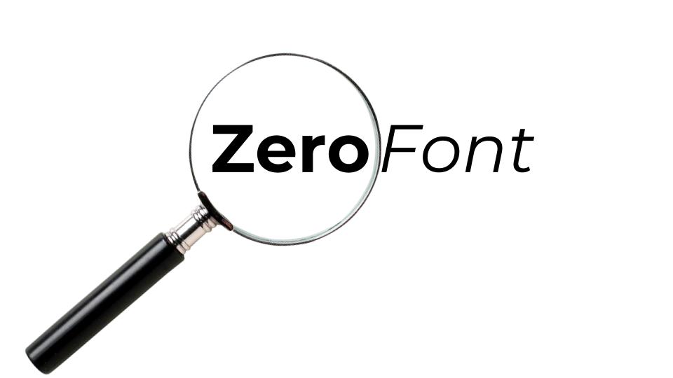 C:\Users\markwang\Desktop\ZeroFont.png
