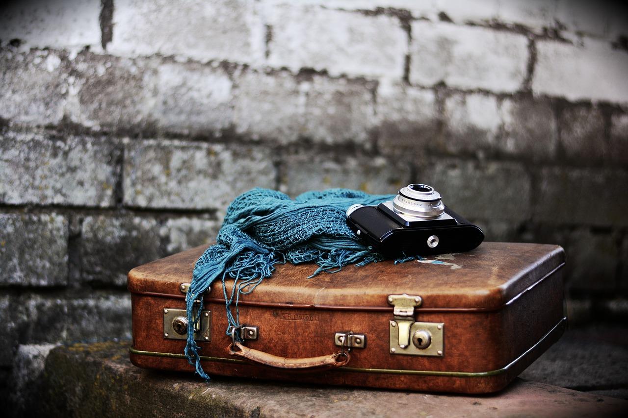 En una maleta de mano entra todo