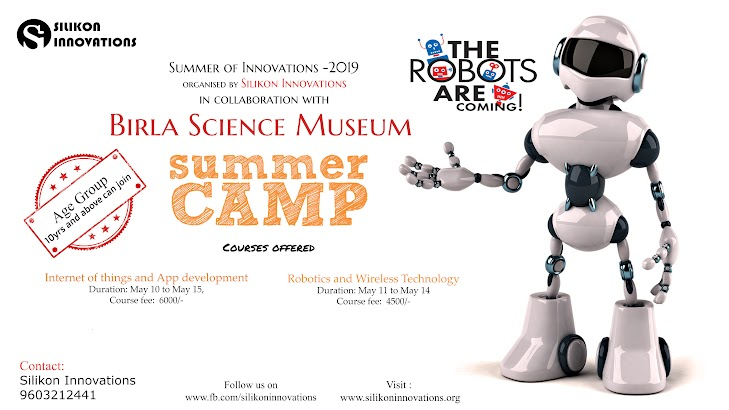 Register by filling up the following details and choose one out of the two workshops mentioned.
