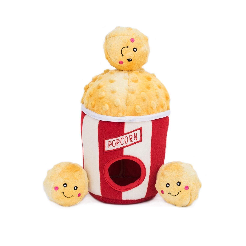 dog toy popcorn