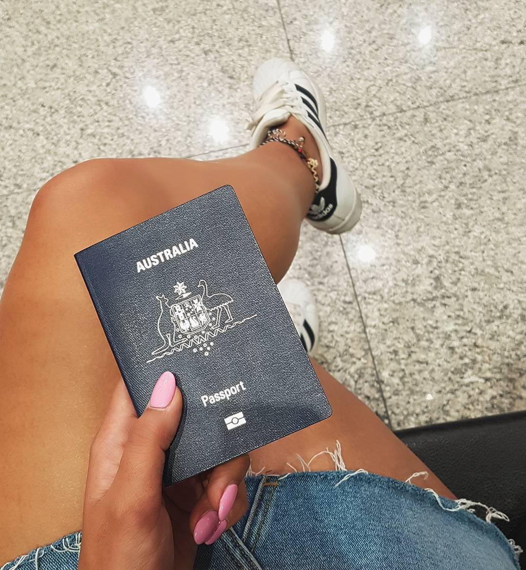 Dicas de viagem para não passar apuros- Envie por e-mail uma varredura do seu passaporte