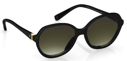 A pair of black sunglasses  Description automatically generated with medium confidence