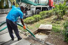 liquid waste collection