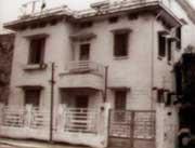 Description: Description: Nhà số 7 phố Ôn Như Hầu (nay là phố Nguyễn Gia Thiều) - một trong số những trụ sở của bọn phản động Quốc dân đảng tại Hà Nội (năm 1946).