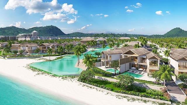 Dự án sun premier kem beach resort là thiên đường hạ giới của Đảo Phú Quốc