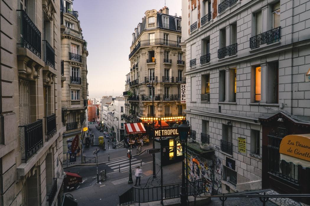 Безкоштовний Париж