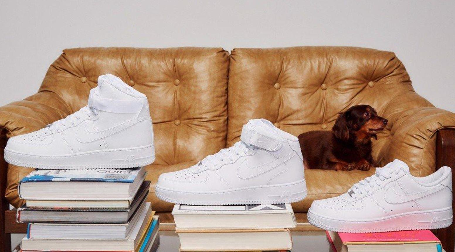 Các loại giày nike af1