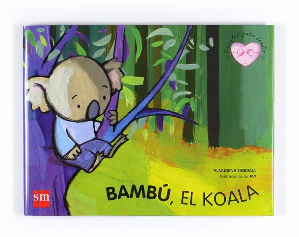 bambu, el koala-almudena taboada-9788467541038