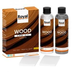 Oranje Furniture Wood Care Kit Teakfix En Cleaning