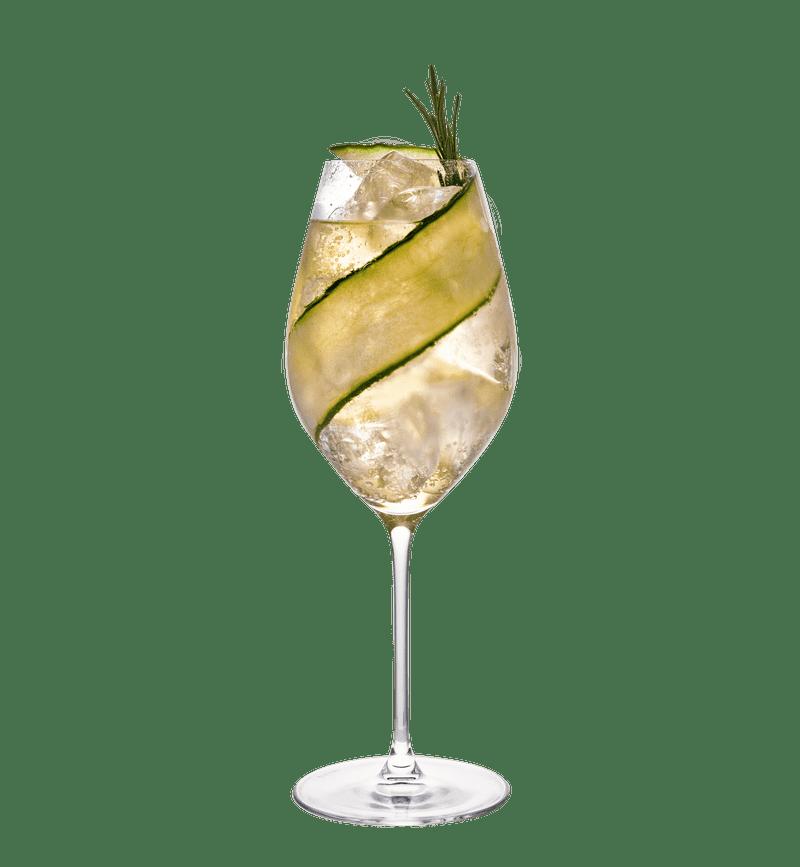 Pear & Ginger Spritz cocktail