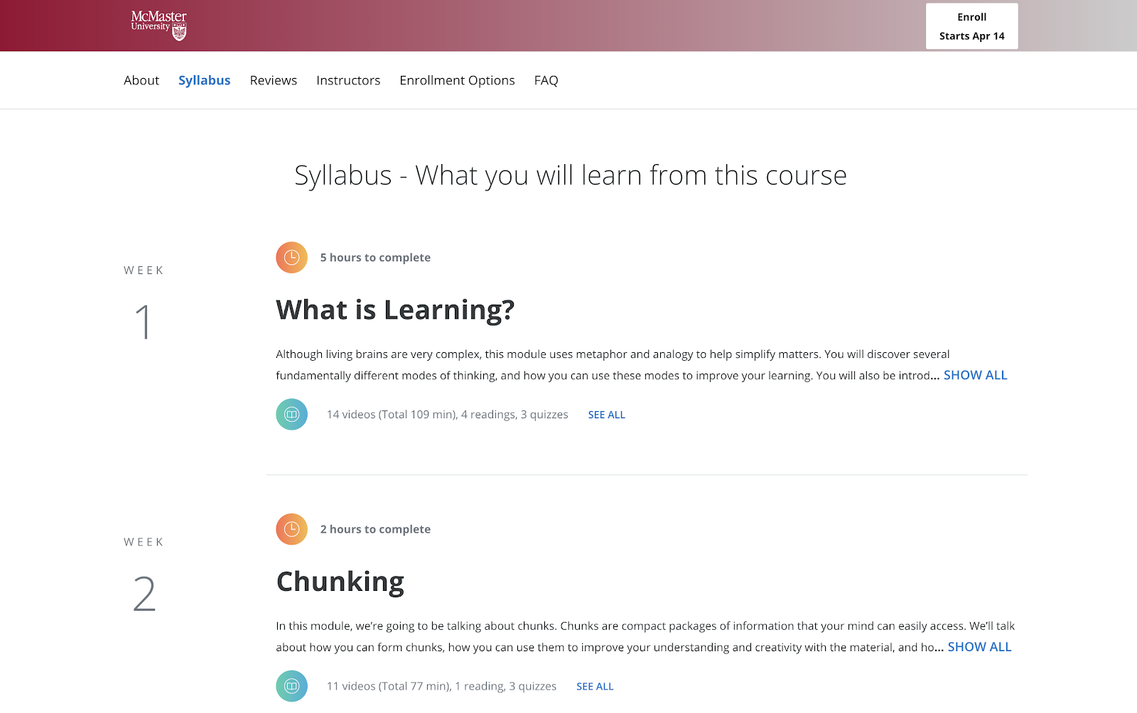 Get The Most Out of (FREE) Online Courses 10