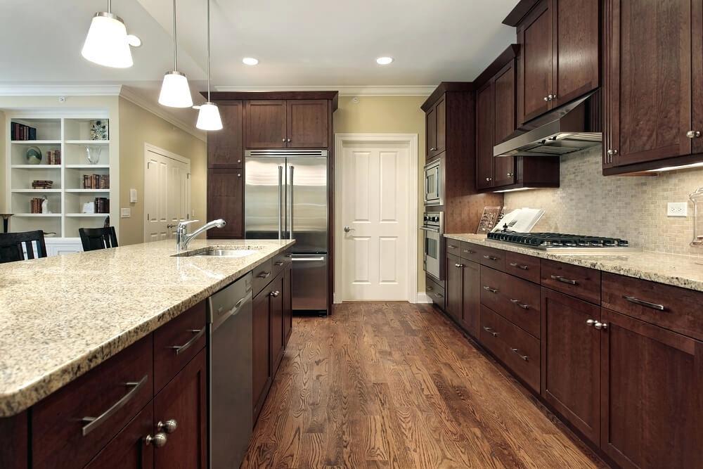 Kitchen handle