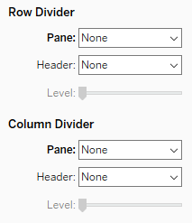 Designing a Tableau template - Constantly Plotting
