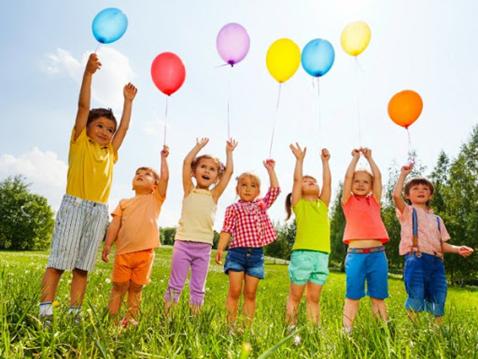 10 juegos para niños en fiestas