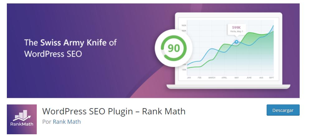 Plugin Rank Math