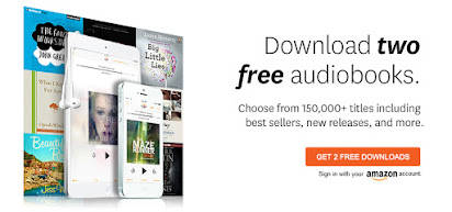 free books download audible