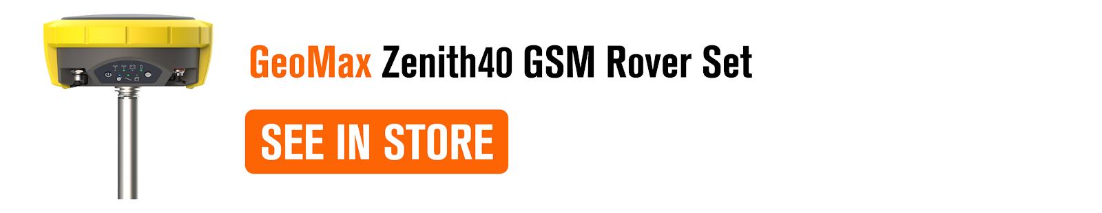 Zenith40 GNSS rover