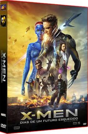 Filme Poster X-Men – Dias de um Futuro Esquecido DVDRip XviD Dual Audio & RMVB Dublado