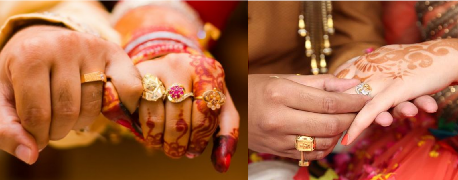 wedding ring south india