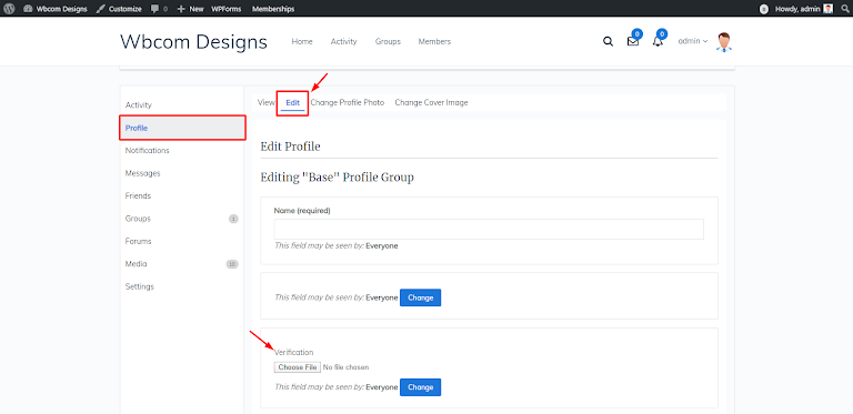 BuddyPress XProfile Custom Image Field Plugin Review