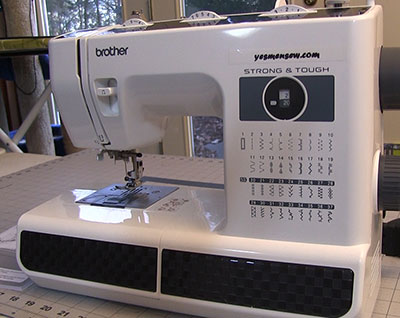 Brother Sewing Machine For Quilting