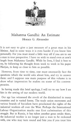 Mahatma Gandhi Essay For Th Standard