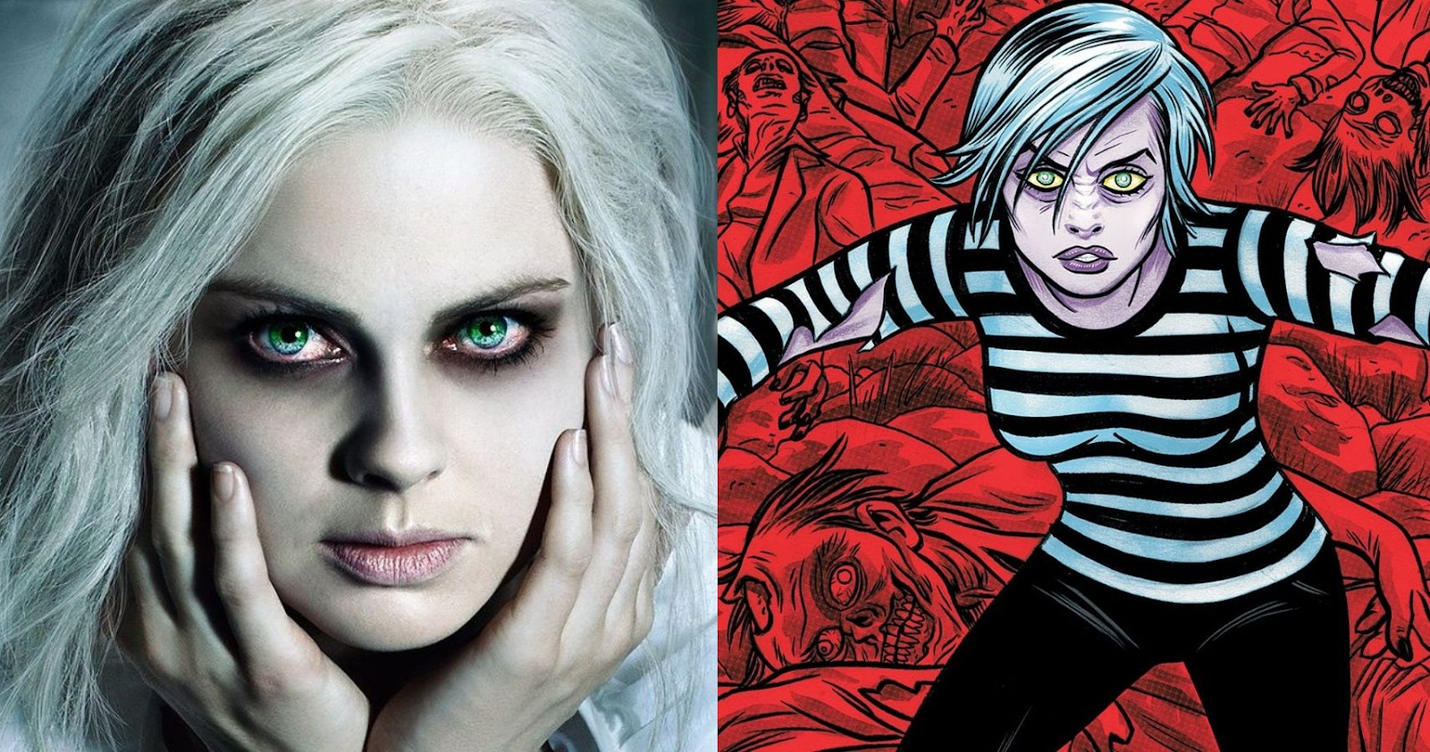 """""""iZombie"""" is Based on a DC comic of same title"""