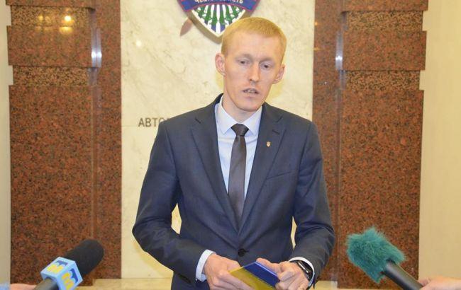 Заступник прокурора Миколаївщини Степан Божило