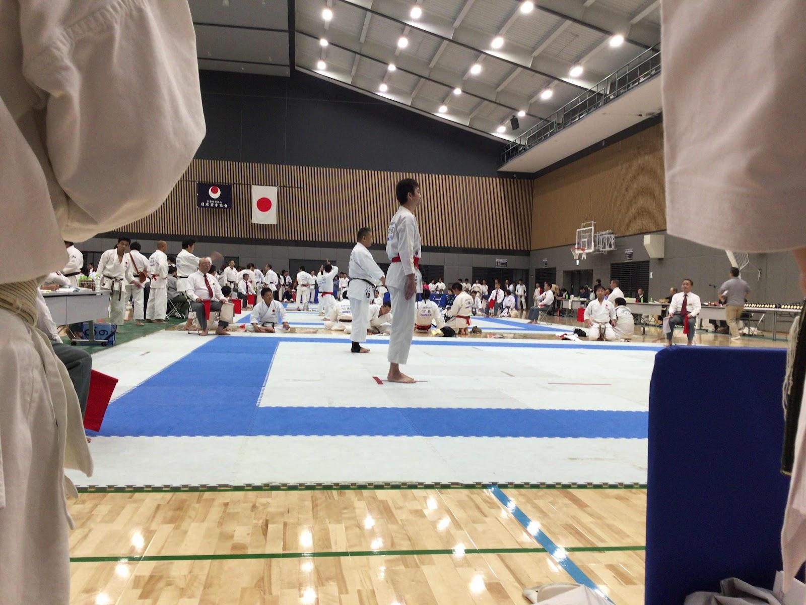 2019年熟練者大会 日本空手協会 目白支部