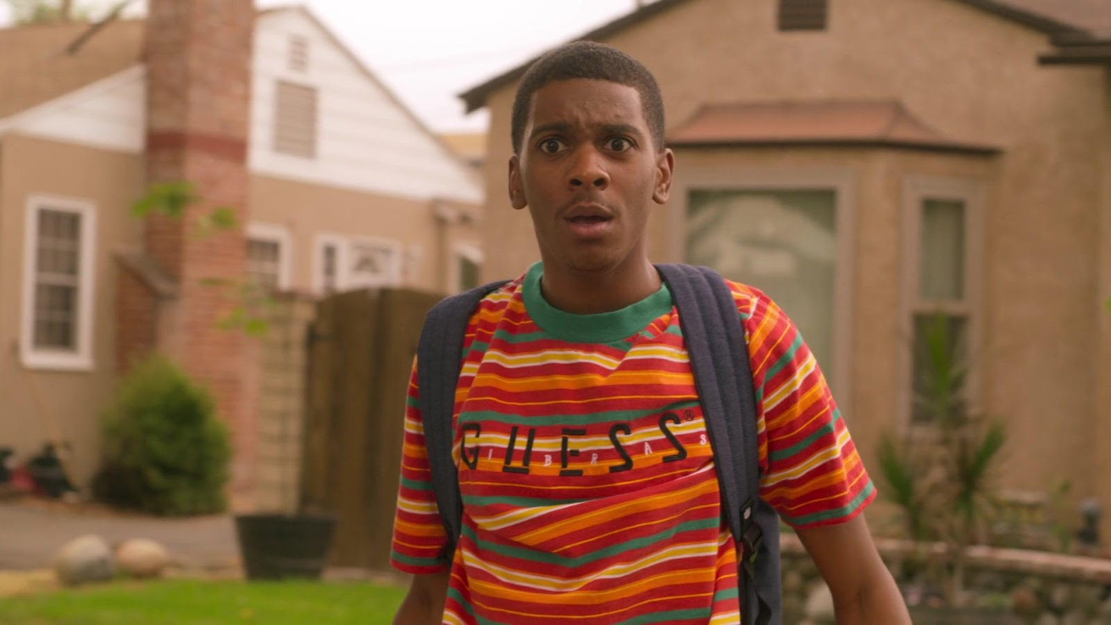 Jamal Turner from On My Block is considered to be a demisexual character.
