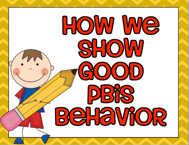 how we show good PBIS behavior
