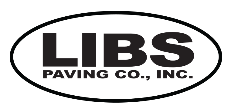 Libs Paving Co. Logo