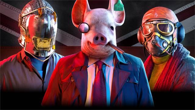 Watch Dogs Legion será título de lanzamiento en Xbox Series X/S: mejoras visuales y ray-tracing