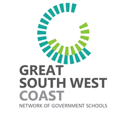 "Image may contain: text that says ""GREAT SOUTH WEST COAST NETWORK OF GOVERNMENT SCHOOLS"""