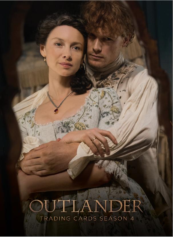 Outlander Trading Cards Season 4: Promo Cards P9