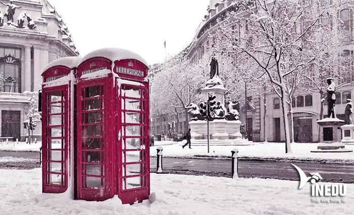 Du học Anh Quốc – Bí quyết chăm sóc da mùa đông cho phái đẹp