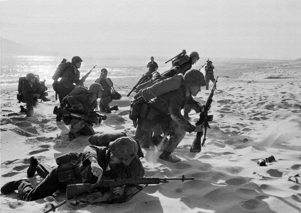 Fotos de la Guerra de Vietnam y su Historia y la Guerra de Vietnam