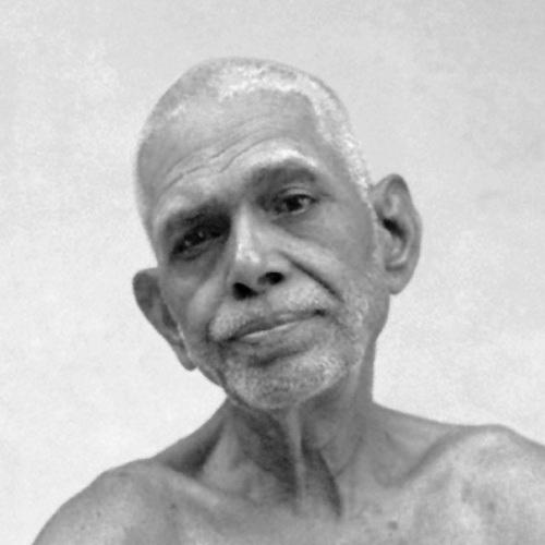 ramana maharshi bust