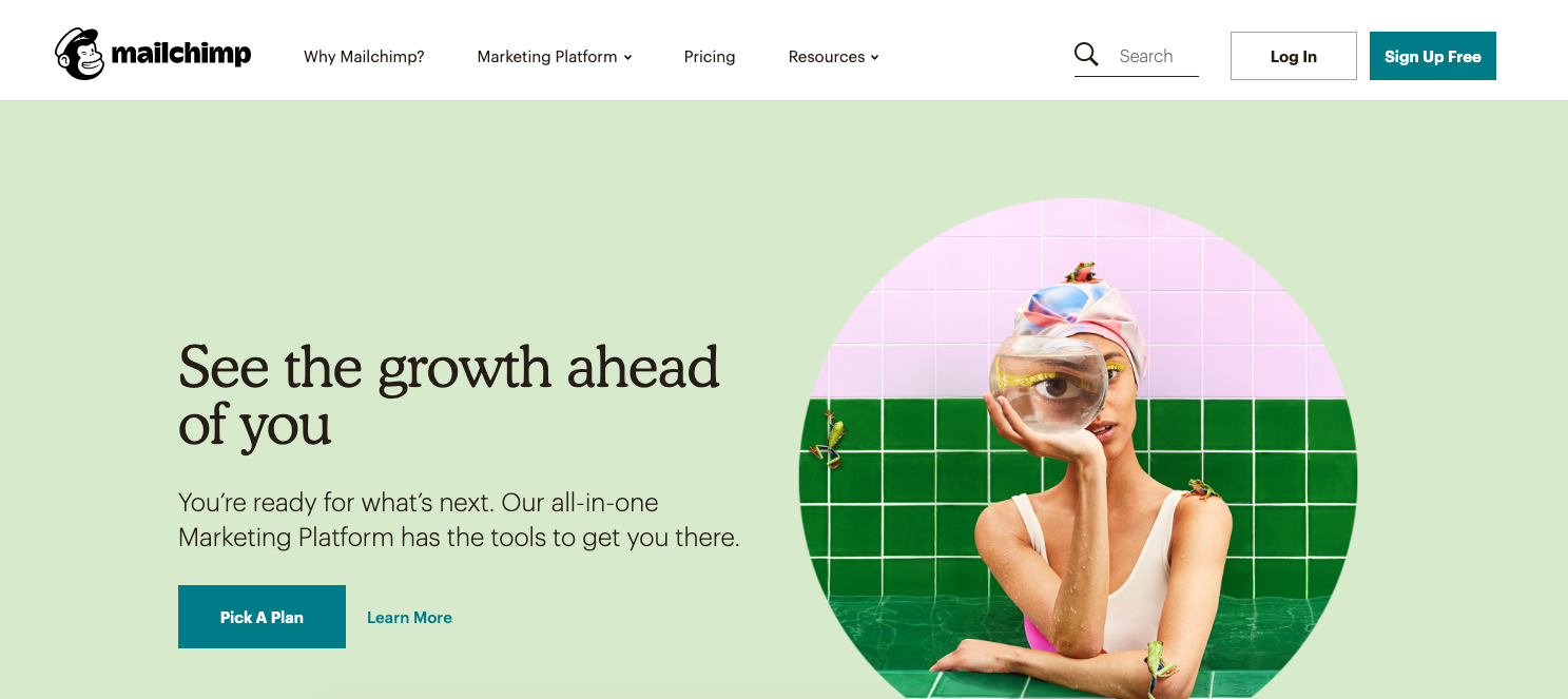 Learn Marketing: MailChimp is one of the most reliable websites to learn digital marketing.