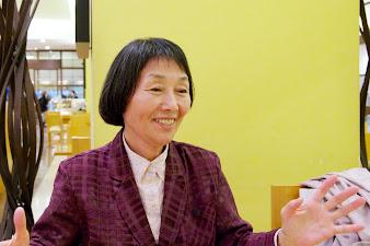 高井瑞枝先生が架ける「北海道と沖縄・人と食の橋」北海道フェア