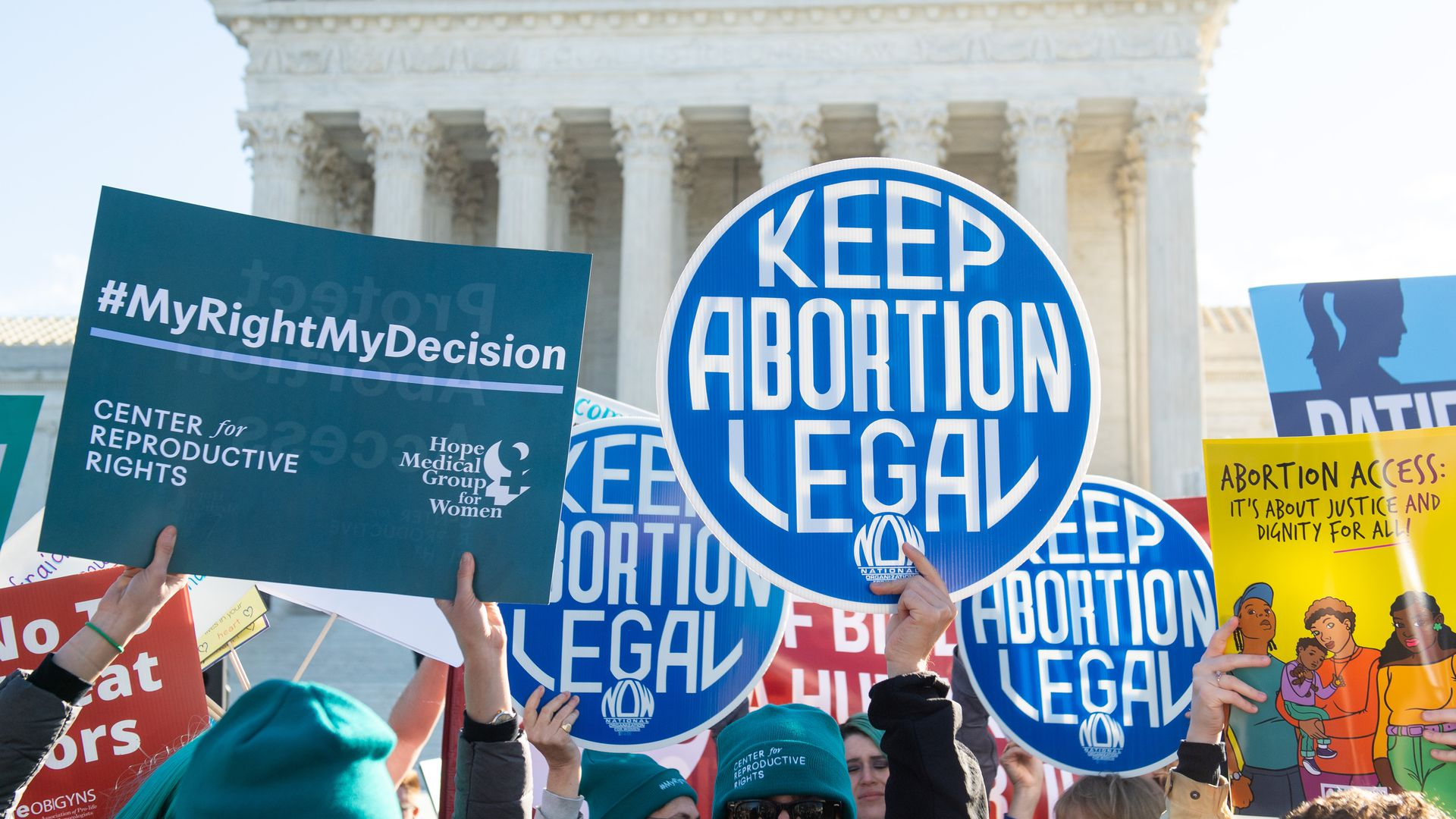 Texas abortion law: Details and what comes next - Axios