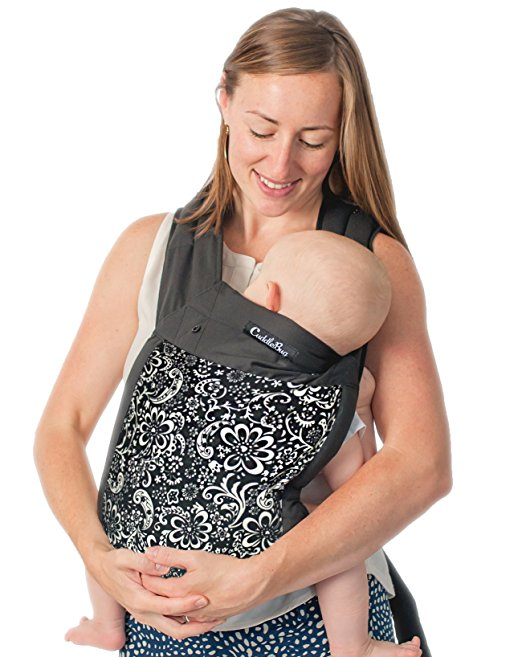CuddleBug 3-in-1 Mei Tai Carrier