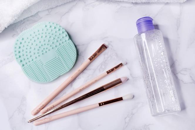 Кисти для макияжа - как мыть и сушить? | Уроки макияжа | Категория